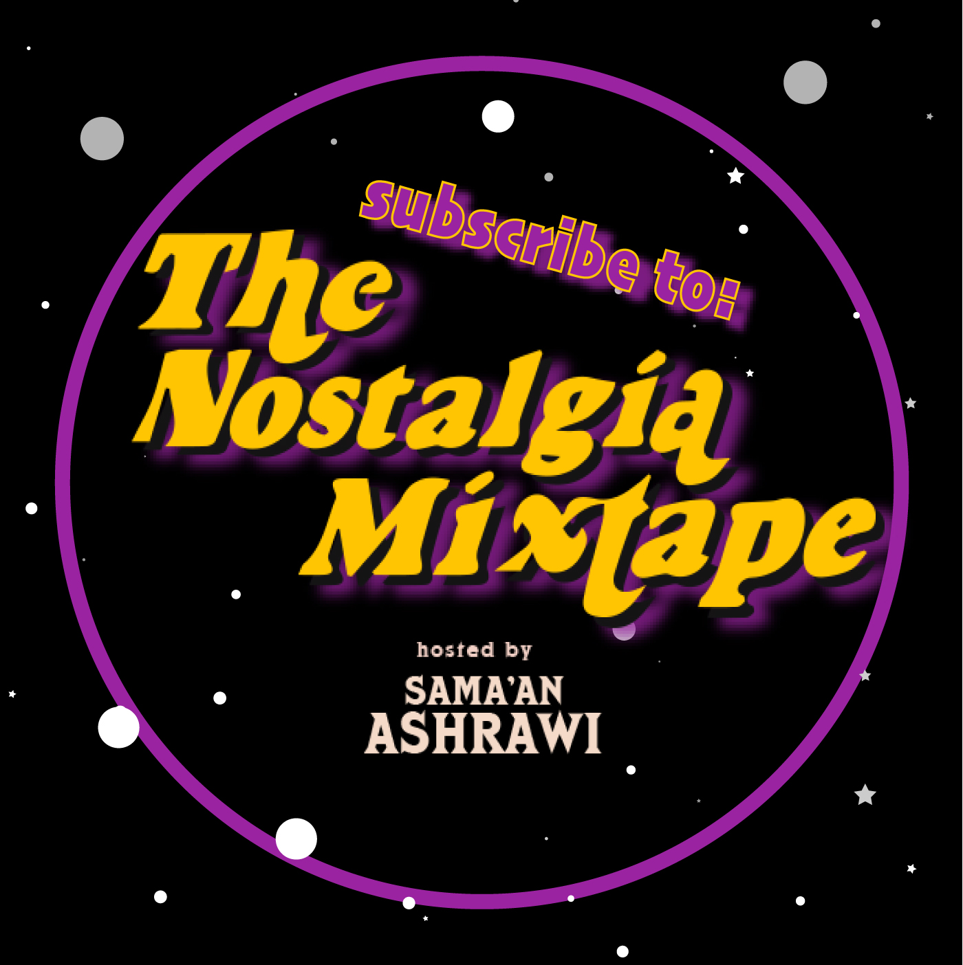 subscribe nostalgia mixtape