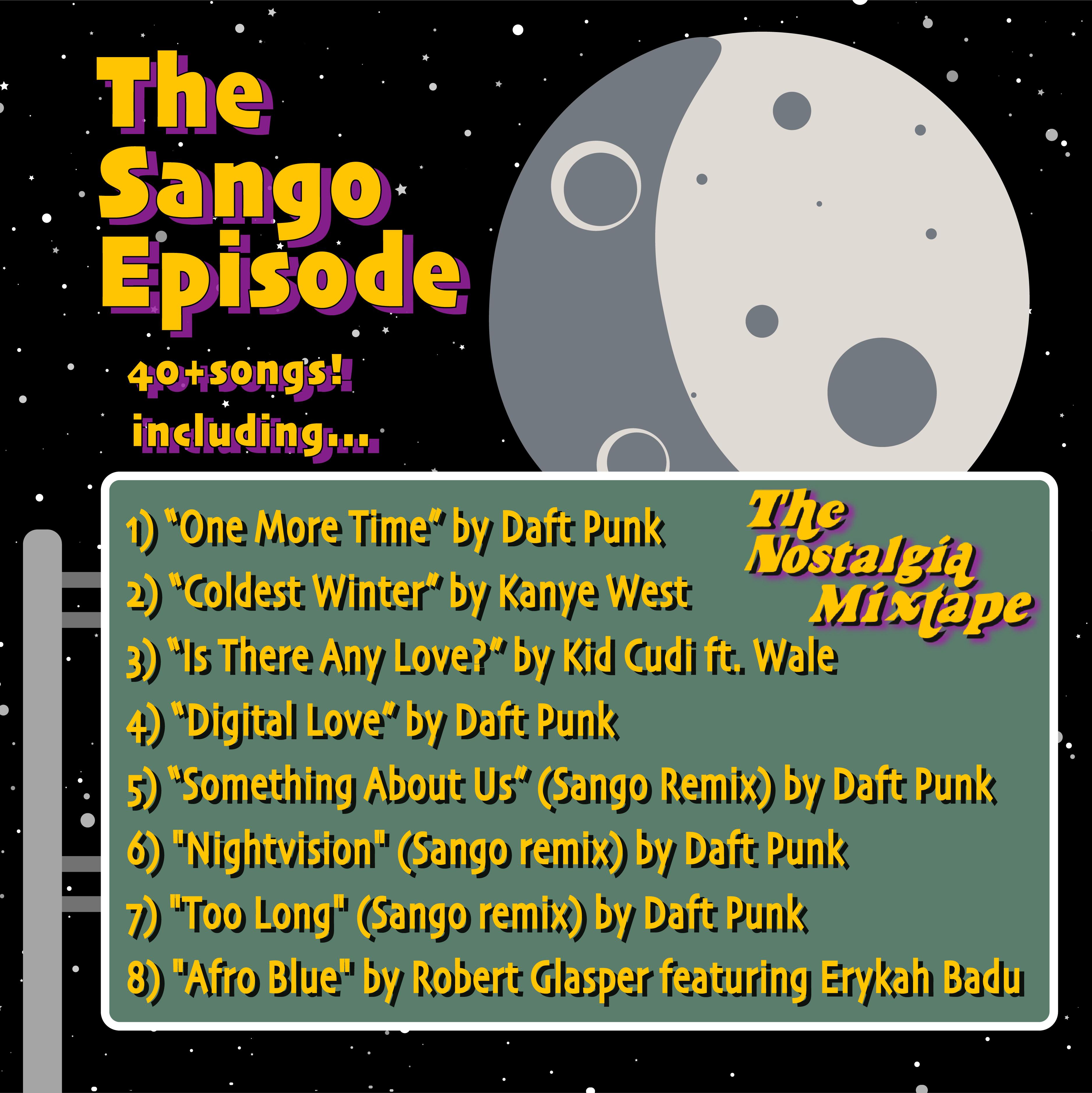 Sango's Nostalgia Mixtape playlist