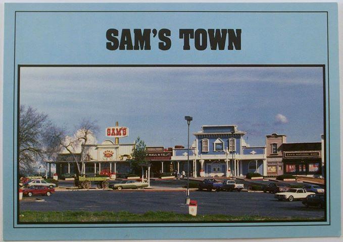 Sam's Town Amber Coffman Nostalgia Mixtape