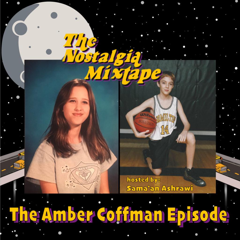 Amber Coffman Sama'an Ashrawi Nostalgia Mixtape
