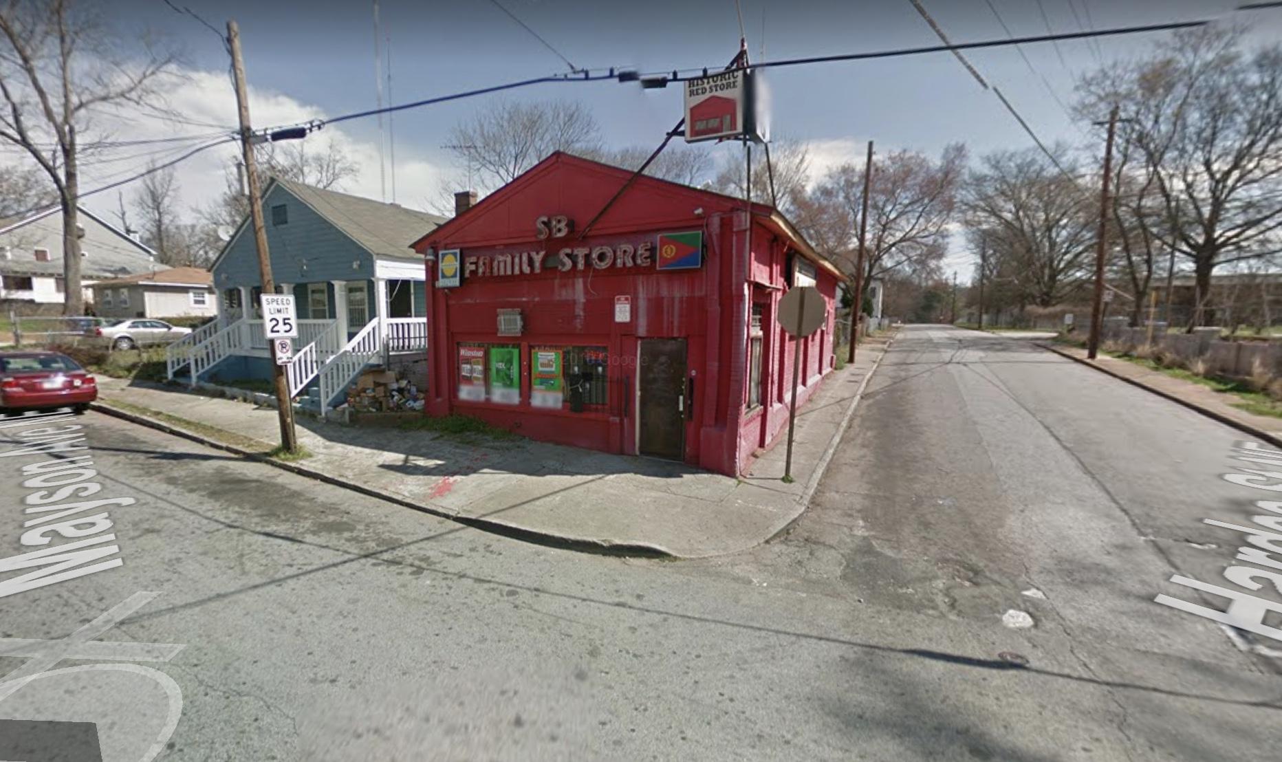Red Store, Edgewood, Atlanta