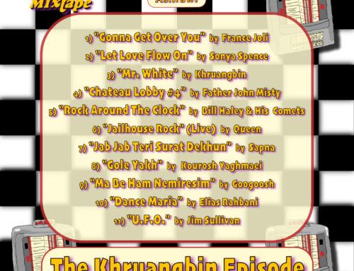 Khruangbin Playlist for The Nostalgia Mixtape