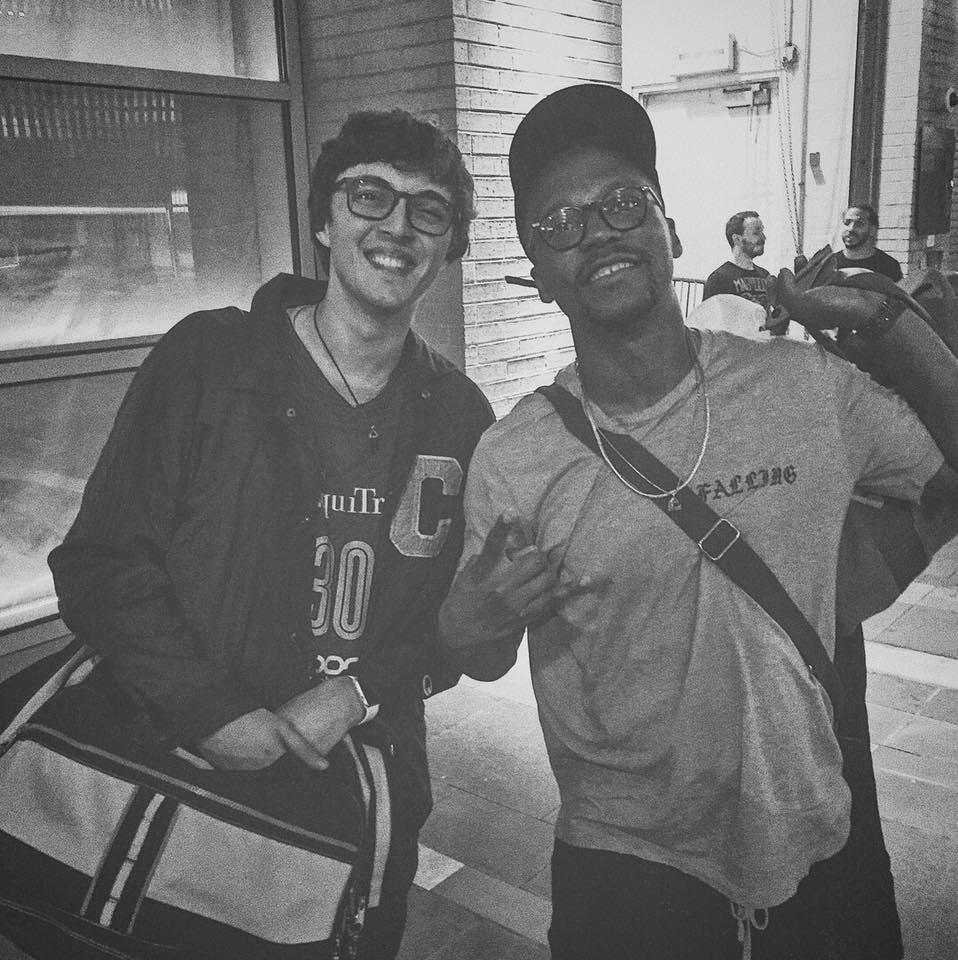 Lupe Fiasco Sama'an Ashrawi 2018 Nostalgia Mixtape