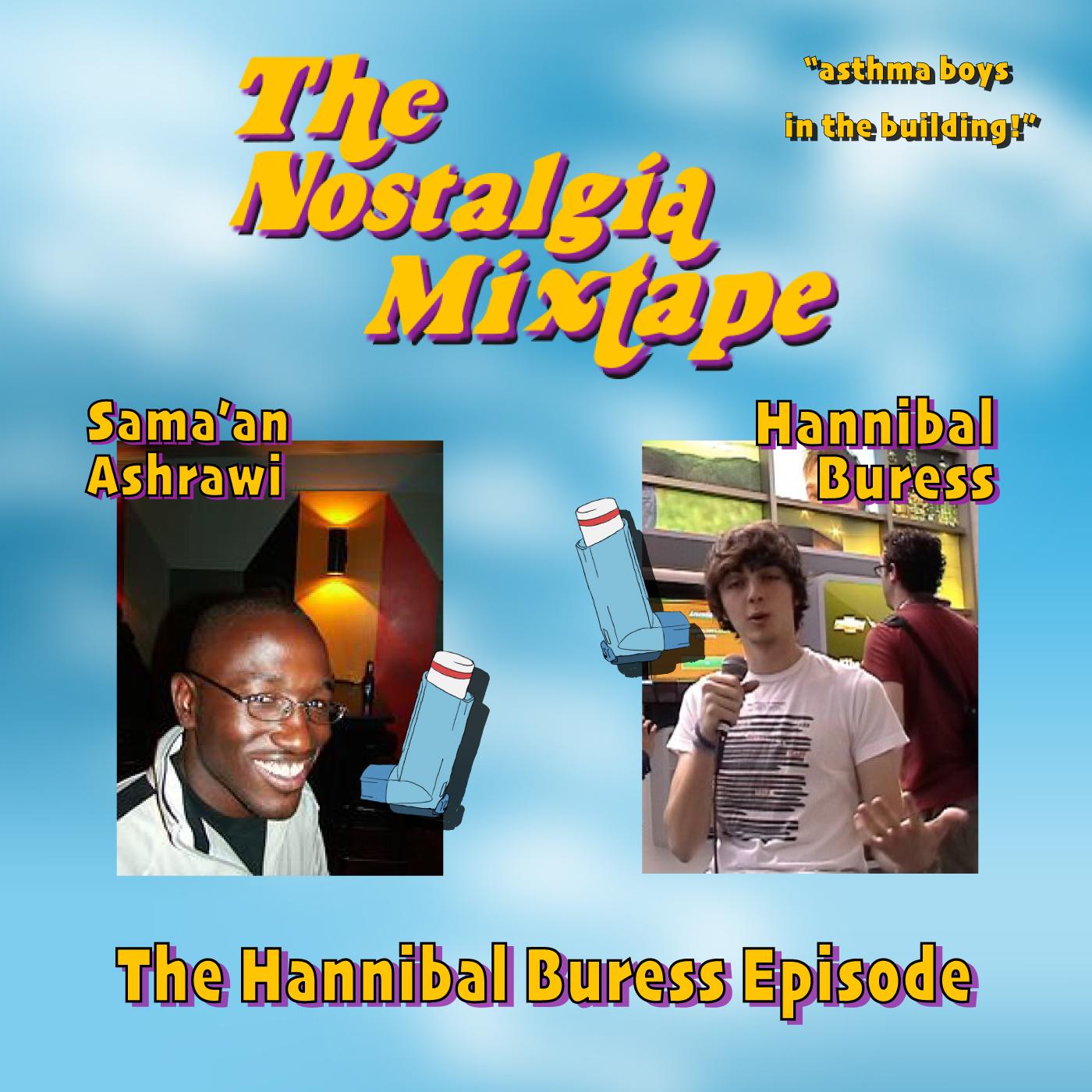 Hannibal Buress interview nostalgia mixtape podcast