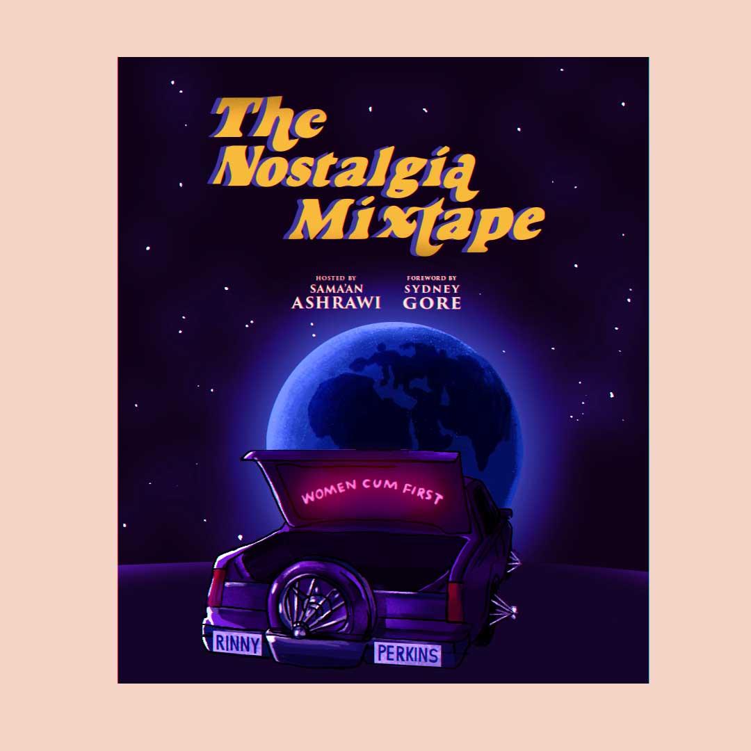 Rinny Perkins RinnyRiot interview Nostalgia Mixtape