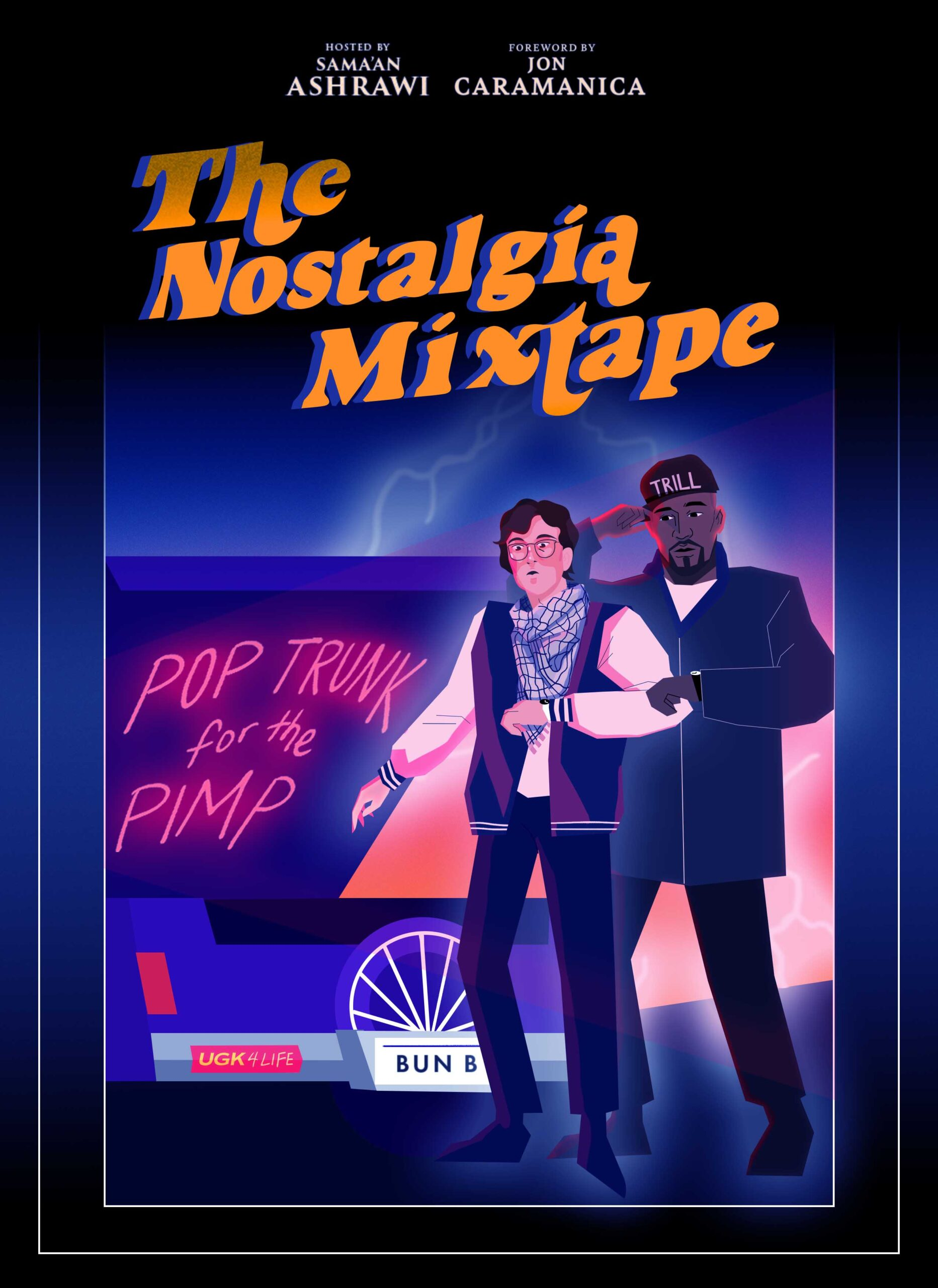 bun b interview on the nostalgia mixtape with foreword by jon caramanica art by nataly menjivar